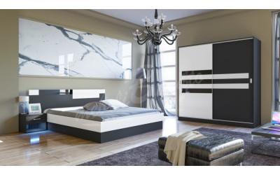 Спален комплект CITY 7022 - Спални комплекти