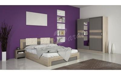 Спален комплект CITY 7024 - Спални комплекти
