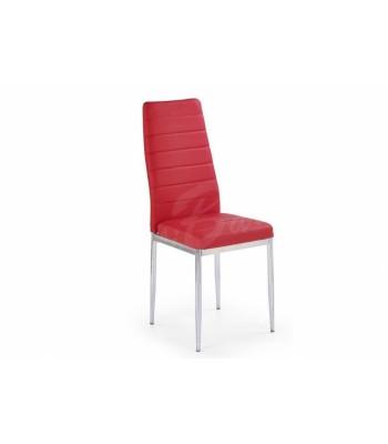 Трапезен стол К204 червен - Трапезни столове