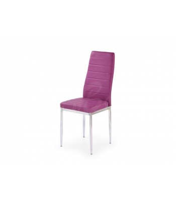 Трапезен стол К204 лилав - Трапезни столове