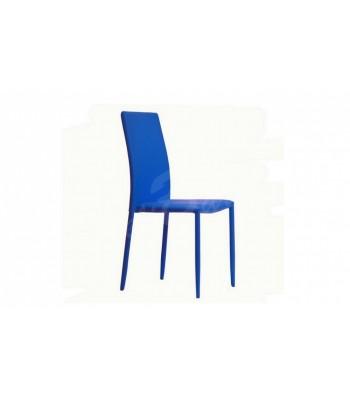 Трапезен стол К254 син - Трапезни столове