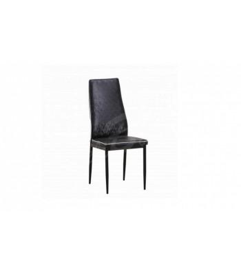 Трапезен стол К261 черен - За дома